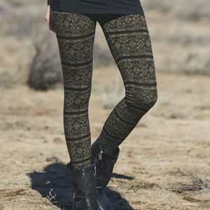 Nomads hemp wear spectrum leggings